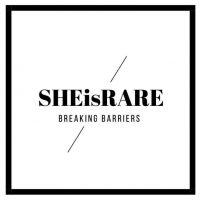 SHEisRARE Logo